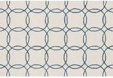 Loloi Panache Linked Circles Geometric Wool Blend Rug - 9'3'' x 13'