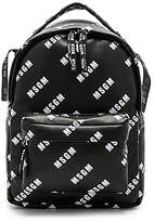 MSGM Logo Backpack