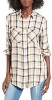 BP Women's Plaid Tunic Shirt
