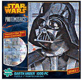 Star Wars Photomosaics Darth Vader 1000-Piece Puzzle