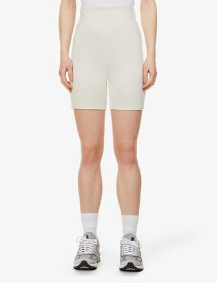 Frame Vintage organic-cotton bike shorts