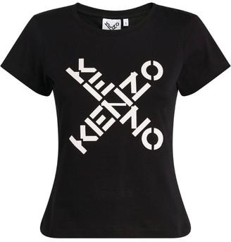 Kenzo Sporty Logo T-Shirt