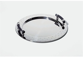 Alessi MGVASS round tray with handles