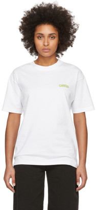 032c White Smiley T-Shirt