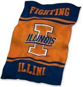 Ultrasoft Illinois Fighting Illini Blanket