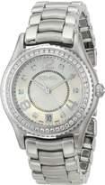 Ebel Women's 1216110 X-1 Analog Display Swiss Quartz Watch