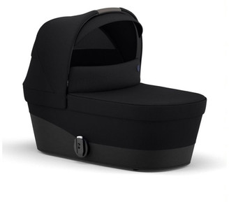 CYBEX Gazelle S Carry Cot- Deep Black