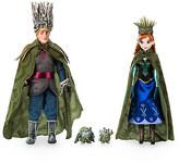 Disney Anna, Kristoff, and Trolls Set - Frozen