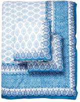 Melange Home Mosaic Voile Cotton Quilt Set