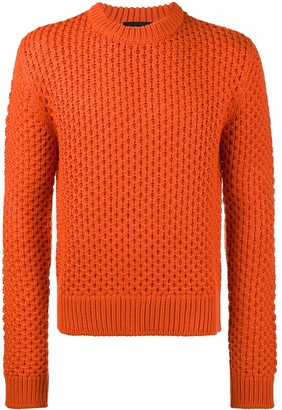 Calvin Klein Jacquard Sweater