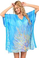 Ingear Sheer Square Poncho