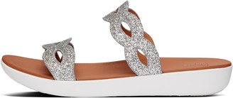 FitFlop Vessily Glitter Slides