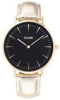 Cluse La Boheme Metallic Strap Watch, 38mm