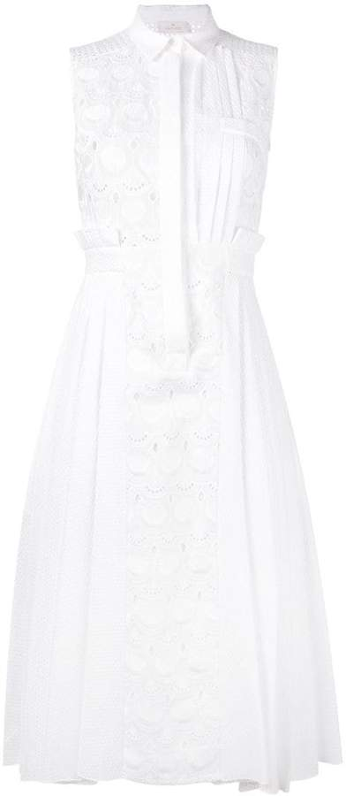 Capucci embroidered dress