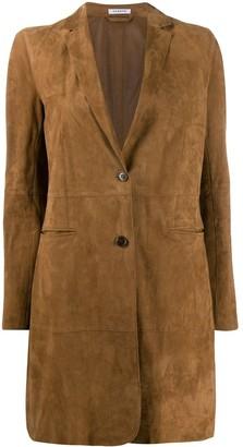 P.A.R.O.S.H. Suede Coat