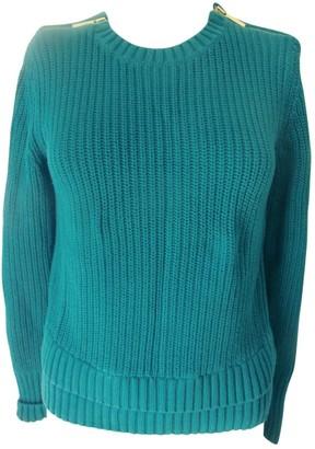 Michael Kors \N Turquoise Cotton Knitwear