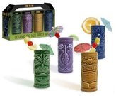 Accoutrements Tiki Mugs Party Pack