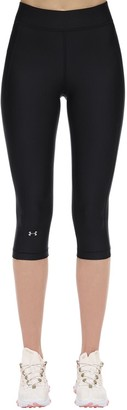 Under Armour Ua Hg Armour Seamless Cropped Leggings