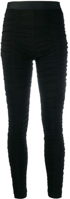 Unravel Project Ruched Leggings