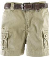 Ralph Lauren Boys 2-7 Gellar Cargo Shorts