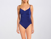 Maryan Mehlhorn Royalty Underwire Ruched Tank