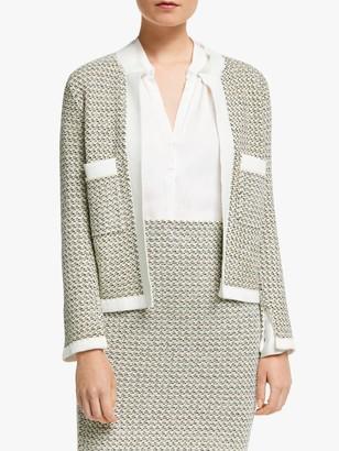 Winser London Cotton Tweed Jacket