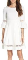 Eliza J Women's Bell Sleeve Dress