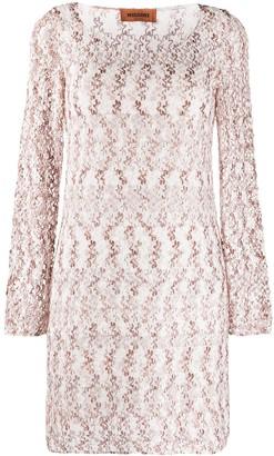Missoni Woven Effect Dress