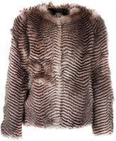 Morgan Faux Fur Coat