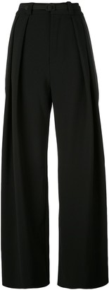 CARMEN MARCH High Waisted Trousers