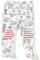 Joules Baby Boys Newborn-12 Months Patacake Patch Footed Pants