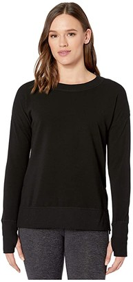 Jockey Active Fleece Sweatshirt with Thumbholes