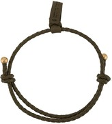 Bottega Veneta Adjustable Woven Bracelet