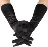 Simplicity Women's Opera Length Party Bridal Dance Satin Dress Gloves