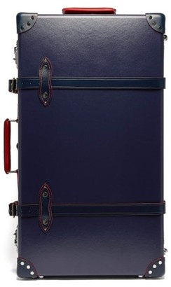 Globe-trotter St. Moritz 30 Check-in Suitcase - Navy