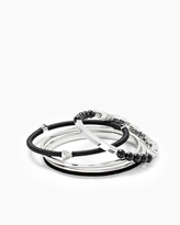 White House Black Market Beaded Thread Wrap Bracelet Set