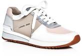 MICHAEL Michael Kors Allie Wrap Lace Up Sneakers