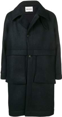 Henrik Vibskov oversized coat