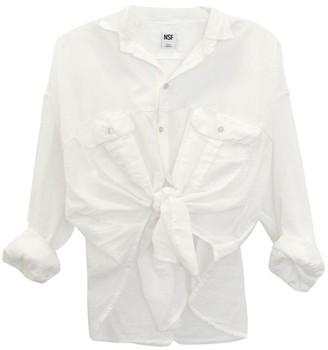 NSF Marci Safari Shirt