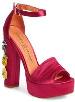Chinese Laundry Women's Aloha Embellished Platform Sandal
