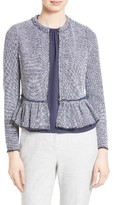 Rebecca Taylor Women's Tweed Jacket