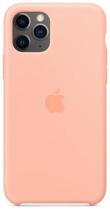 Apple iPhone 11 Pro Silicone Case - Grapefruit