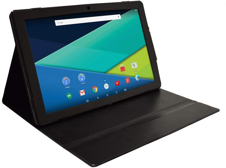 DAY Birger et Mikkelsen Visual Land Prestige Elite 13Q Quad Core 64GB 13.3-Inch Android 5 Lollipop Tablet with Profolio Case (ME13QTC64MAG)