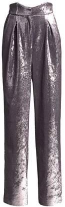 retrofete Jean Sequin Wide-Leg Pants