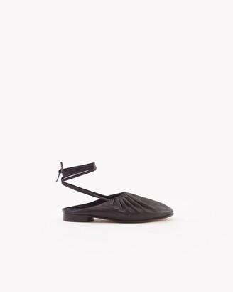 3.1 Phillip Lim Nadia Lace Up Ballet Flat