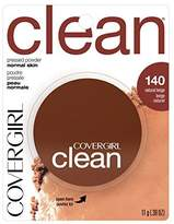 COVERGIRL Clean Pressed Powder Foundation Natural .39 oz. by COVERGIRL