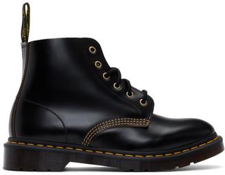 Dr. Martens Black 101 Archive Boots