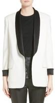 Alexander Wang Women's Chain Trim Tuxedo Blazer