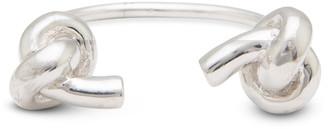 Jennifer Fisher Large Double Knot Cuff (Silver)