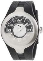 Puma Men's PU101781001 Piston Black and Dial Watch